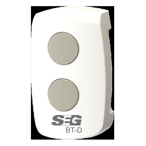 Boton Pulsador Doble de salida Control de acceso BT-D